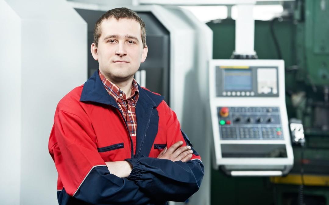 Operátor CNC strojů